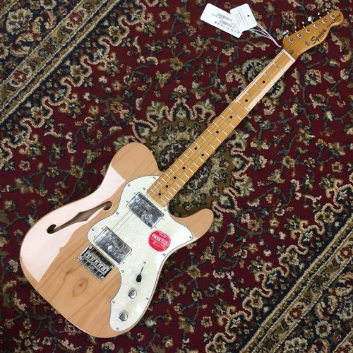 Squier Classic Vibe 70's Telecaster Thinline Natural